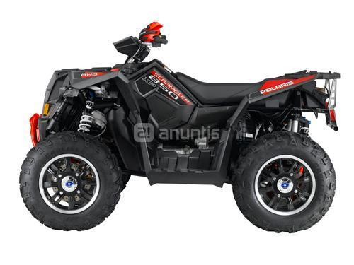 POLARIS - SCRAMBLER XP 850 H.O.