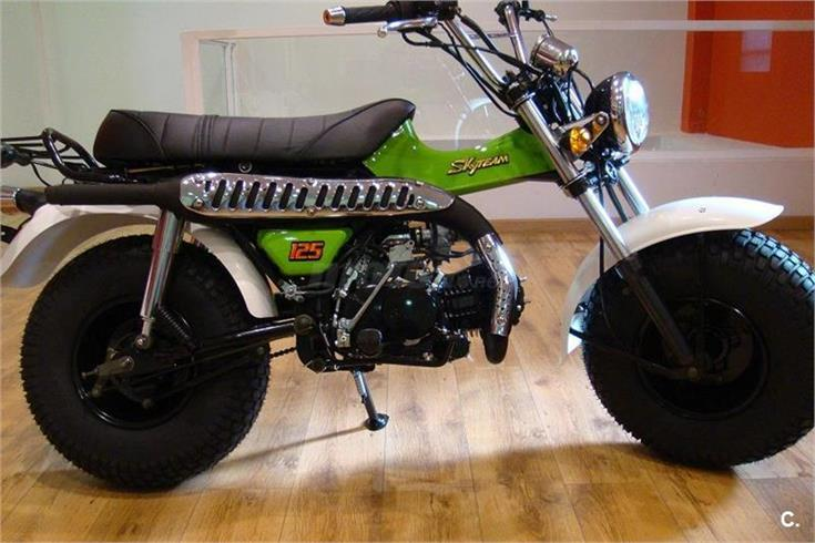 MONKEY BIKE T Rex 125