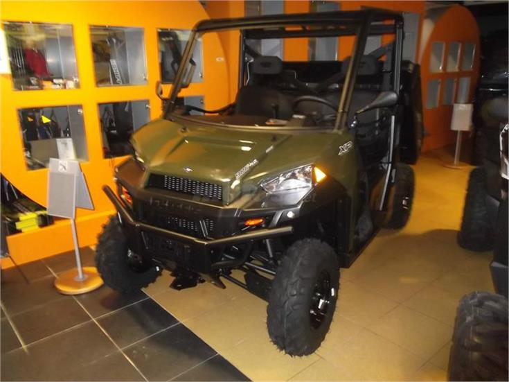 POLARIS RANGER XP 900 EPS EU