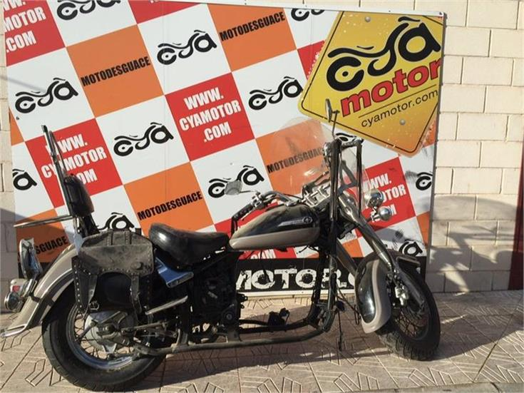 despiece de yamaha drag star xvs 650,00