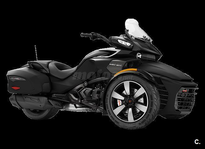 BRP Can-Am Spyder F3-T 2017