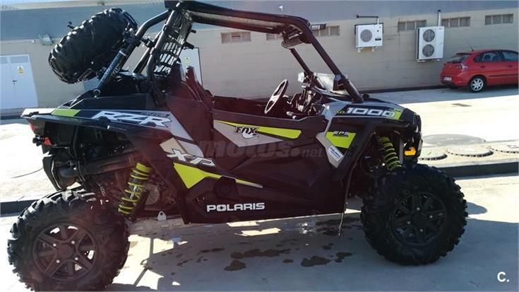 POLARIS RZR 1000 FOX EDITION