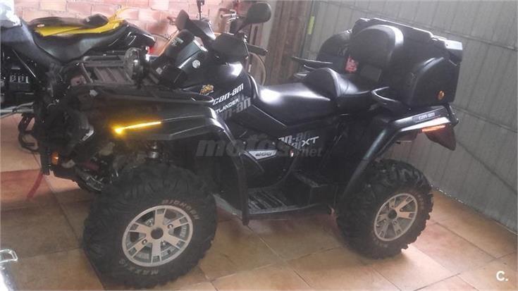 CAN-AM outlander 500 max xt