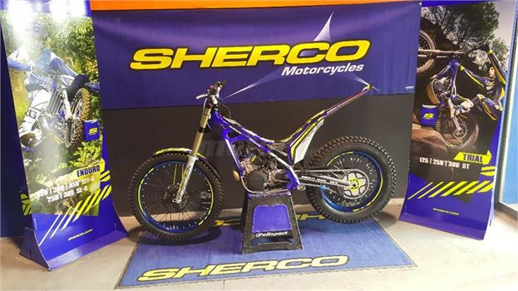 SHERCO ST 300 FACTORY