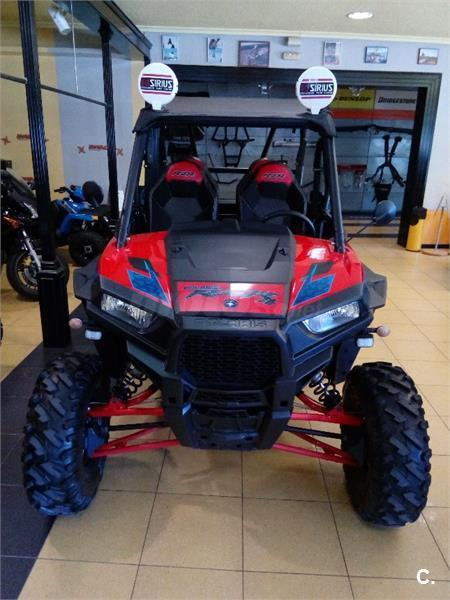 POLARIS RZR 900 4 PLAZAS