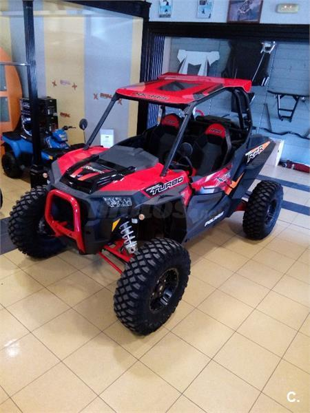 POLARIS RZR XP 1000 TURBO EPS 2017