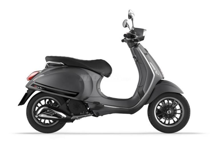 VESPA Sprint S 125 ie 3V ABS