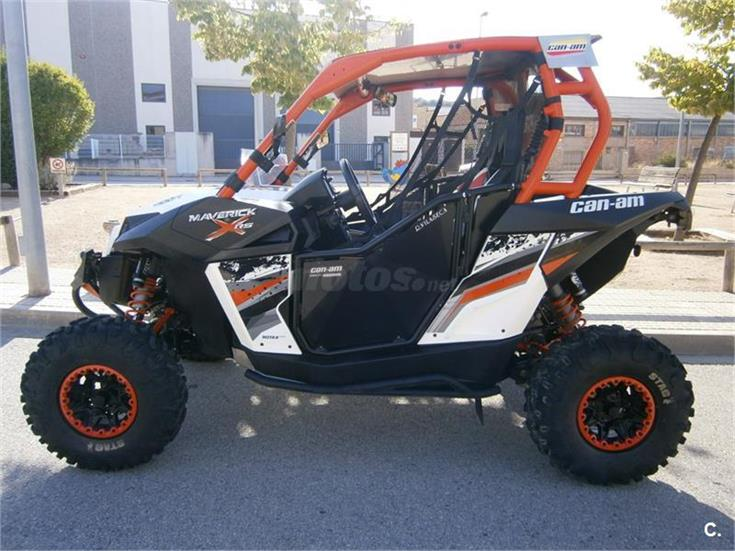 CAN-AM Maverick XRS 1000R