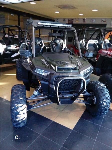 POLARIS RZR XP 1000 TURBO EDICION LIMITADA