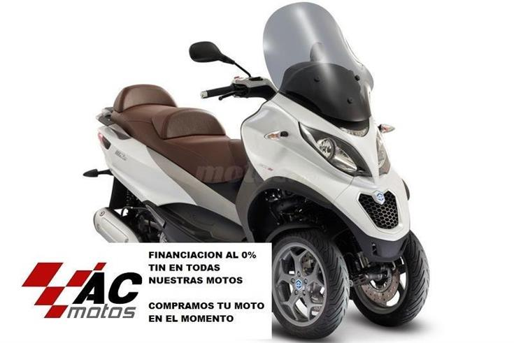 PIAGGIO MP3 LT 500 Business