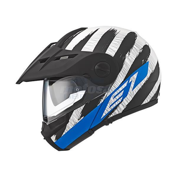 cascos SCHUBERTH E1 HUNTER azul