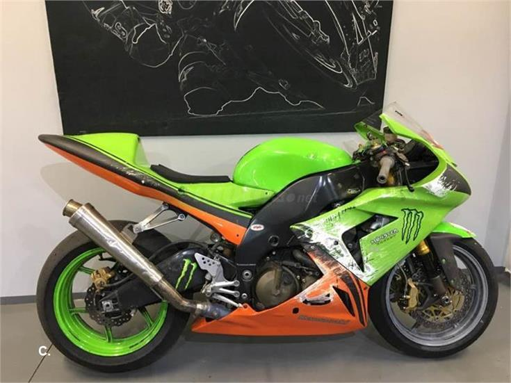 zx 10r 2004 6000 kmts.