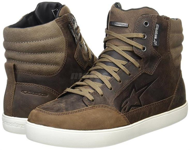 Bota Zapatillas Alpinestars J6 Waterproof