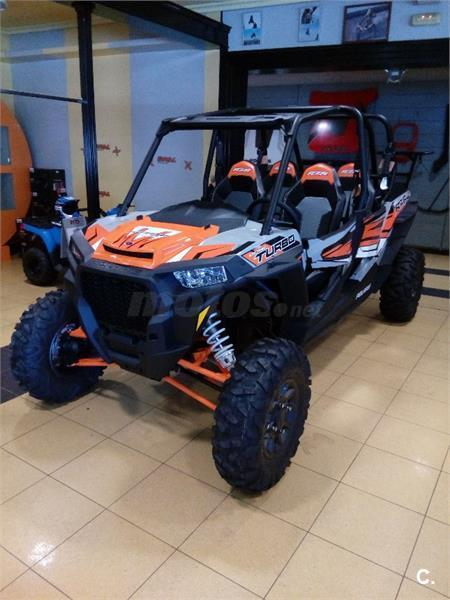 POLARIS RZR XP 4  TURBO EPS 168 CV