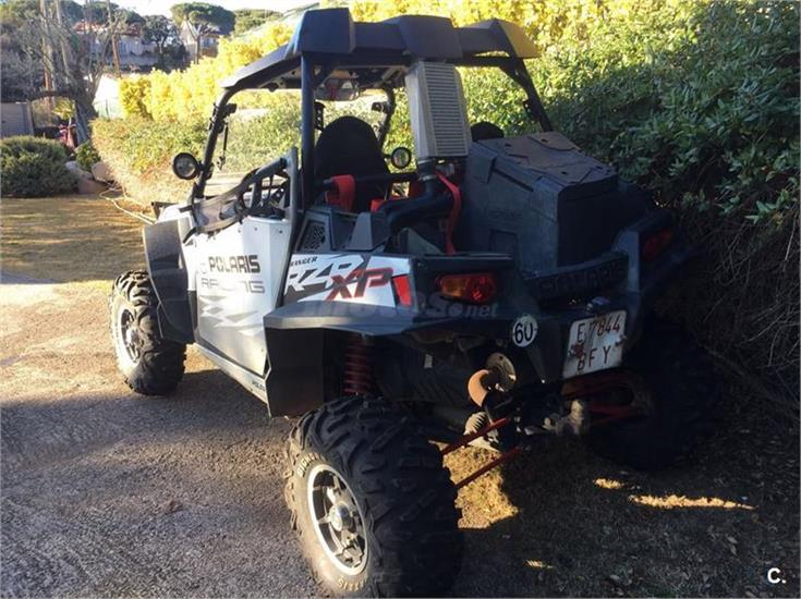 POLARIS RZR 900 XP