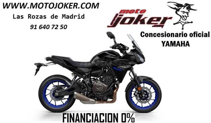 YAMAHA Tracer 700 689 De Color Del Ano 2018 Con 0km Madrid 6647973