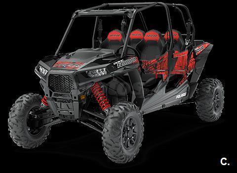 POLARIS RZR XP4 1000 EPS 2018