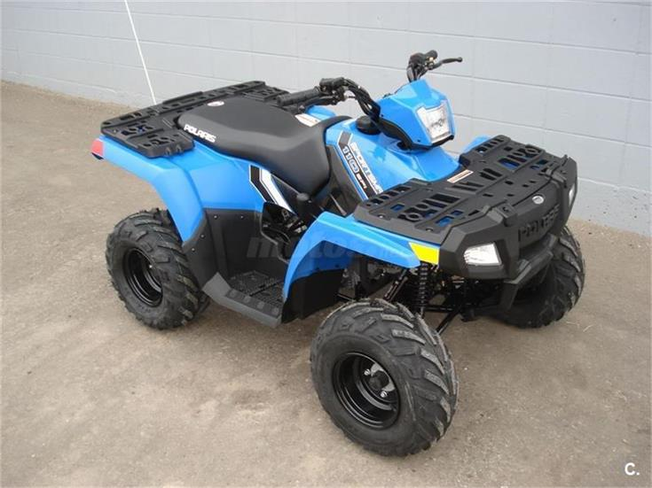 POLARIS SPORTSMAN 110 VELOCITY BLUE