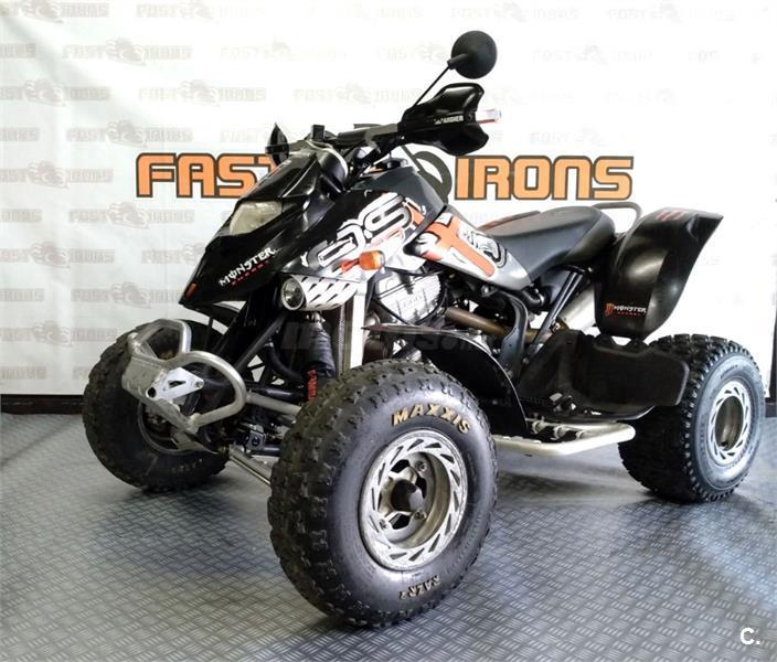 CAN-AM BOMBARDIER DS 650 BAJA X