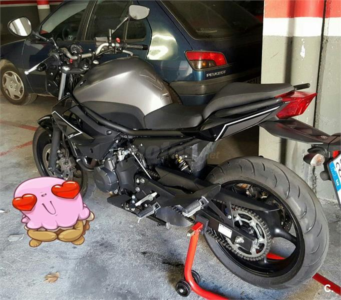 YAMAHA XJ6 Diversion N SP