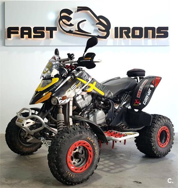 CAN-AM BOMBARDIER DS BAJA X 650