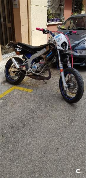 DERBI Senda DRD Racing 50 SM Limited Edition
