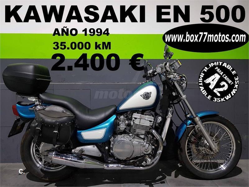 KAWASAKI VULCAN 500 EN