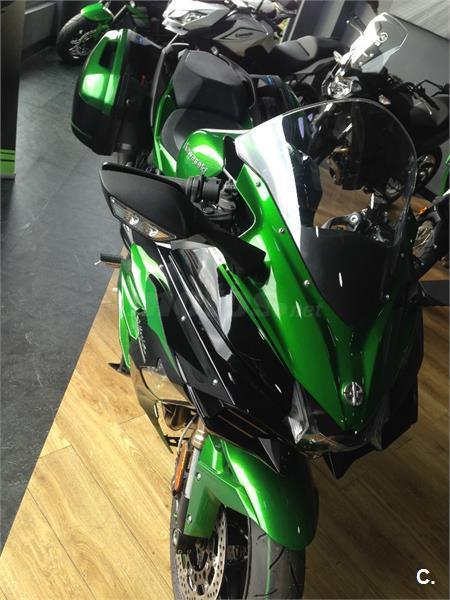 Kawasaki Ninja H2 998 De Color Verde Del Año 2018 Con 1km Málaga 6787179