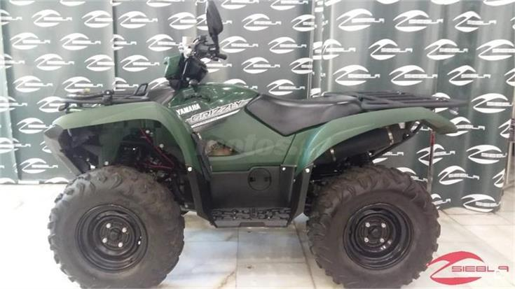 YAMAHA GRIZZLY 700