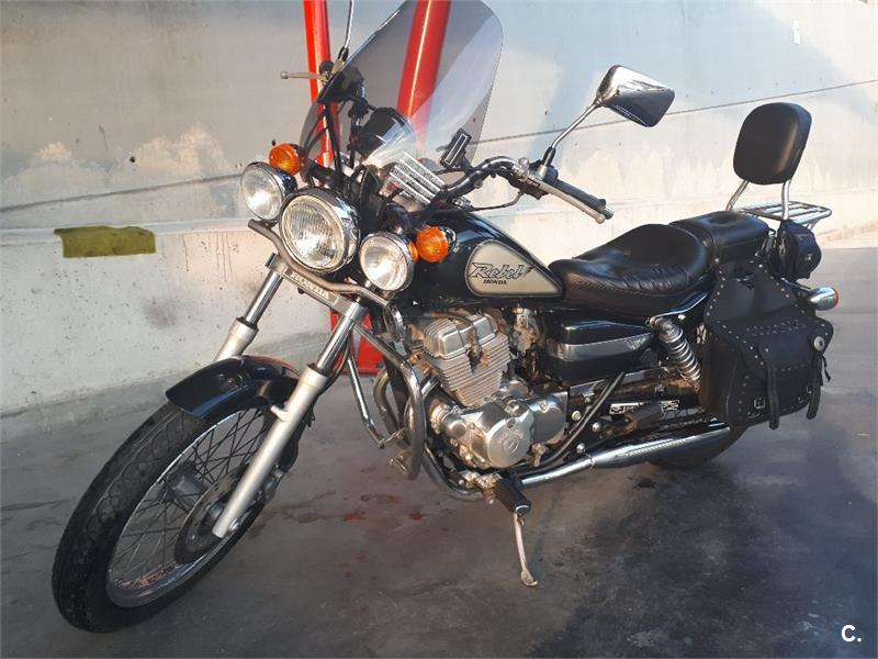 HONDA CMX Rebel 250