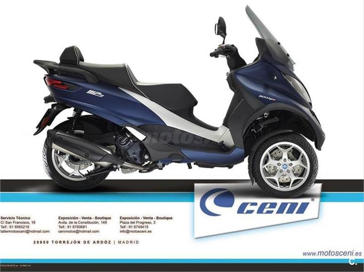 PIAGGIO MP3 Business 500 HPE ABS/ASR
