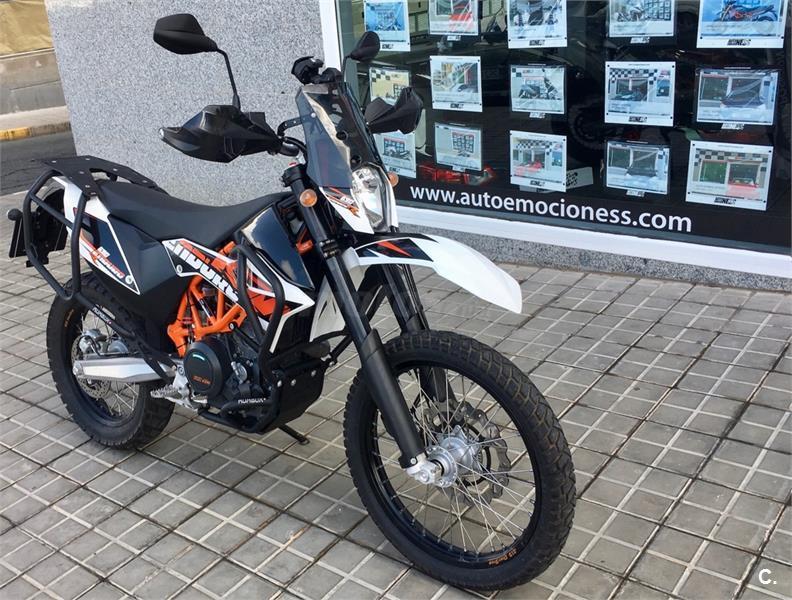 KTM 690 ENDURO R ABS
