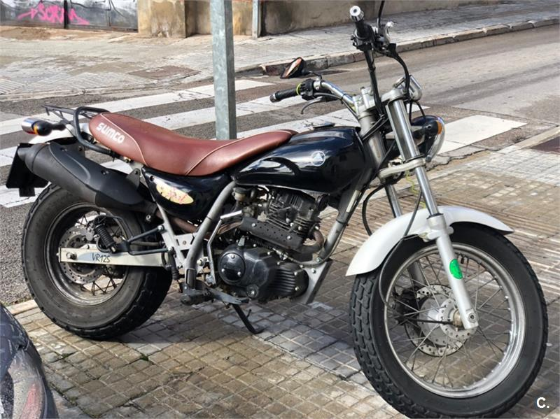 SUMCO Surf VR125