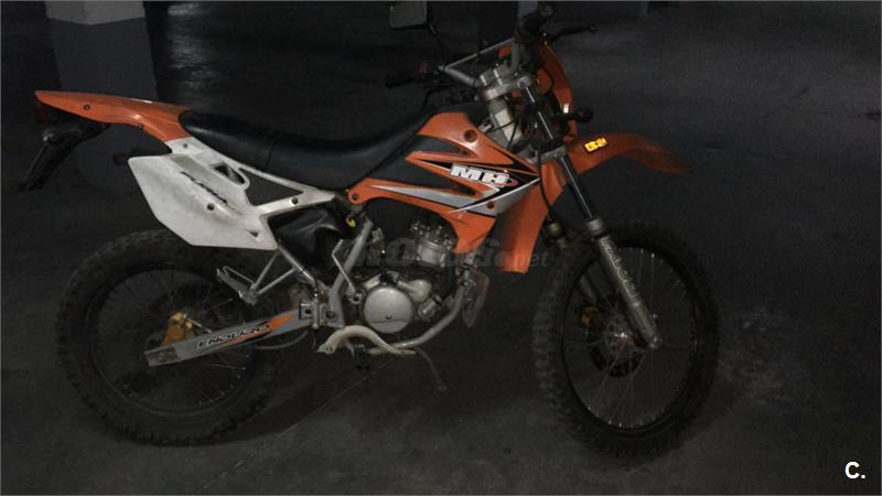 MOTOR HISPANIA Furia Max Enduro