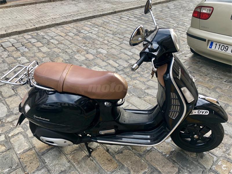 PIAGGIO VESPA GTS 125
