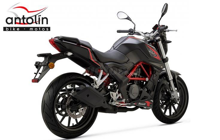 BENELLI BN 251 ABS