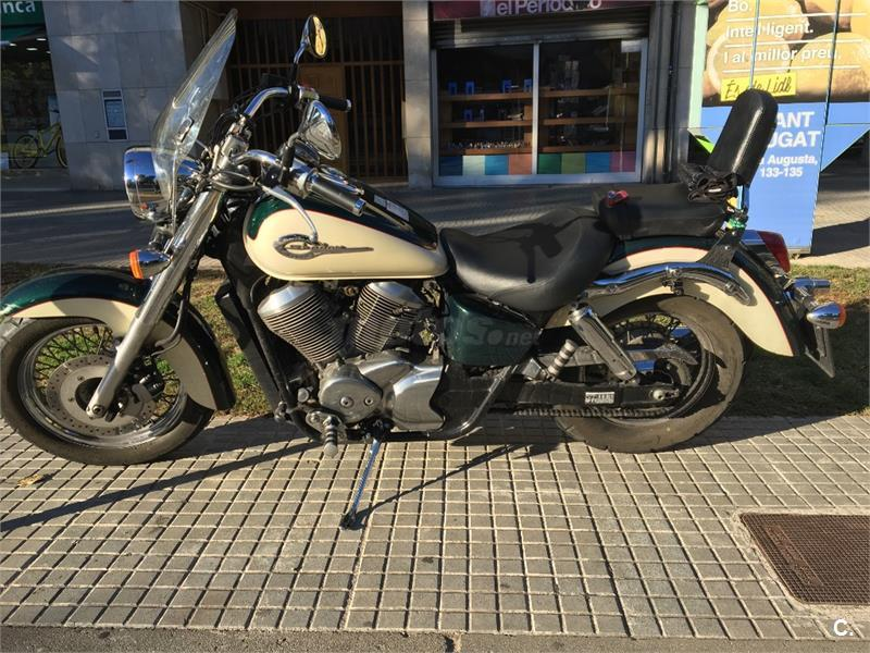 HONDA VT 750 C SHADOW