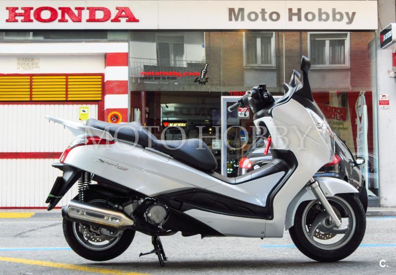 HONDA S-WING 125