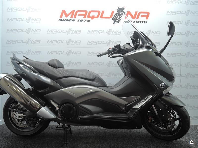 YAMAHA T-Max 530 ABS Iron Max
