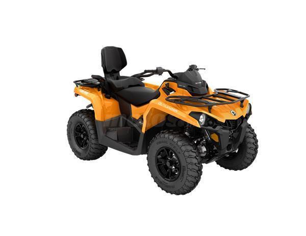 CAN-AM OUTLANDER MAX 570 DPS ABS 2019