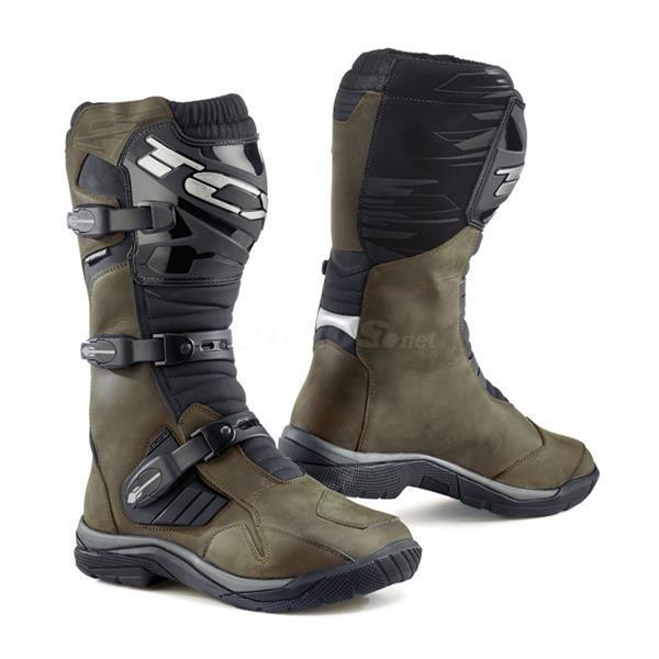 botas TCX BAJA WATERPROF marron