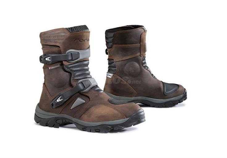 botas FORMA ADVENTURE CORTA WATERPROF marron