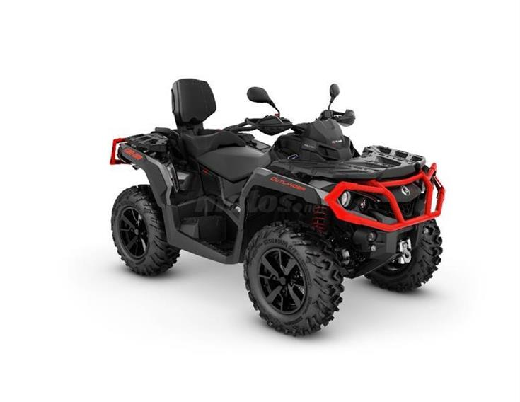 CAN-AM OUTLANDER MAX 650 XT DPS ABS