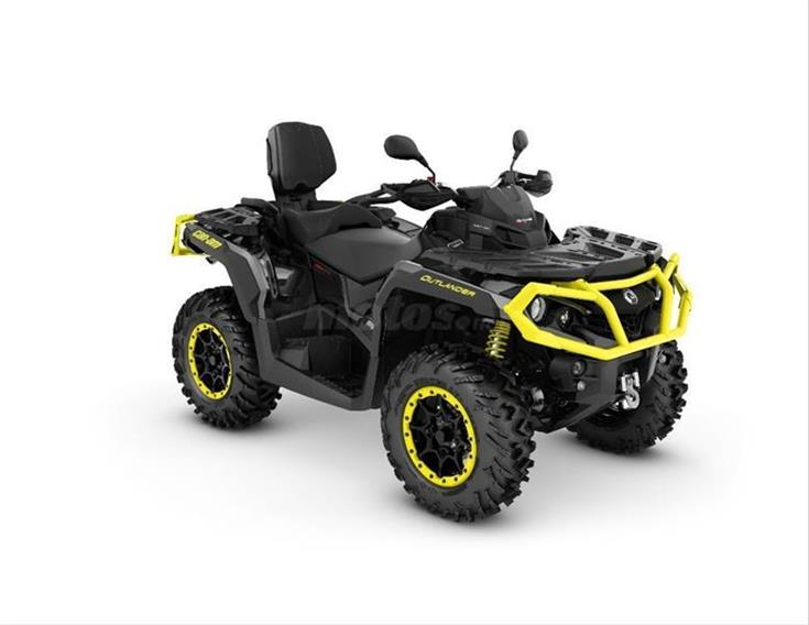 CAN-AM OUTLANDER MAX 650XTP DPS ABS