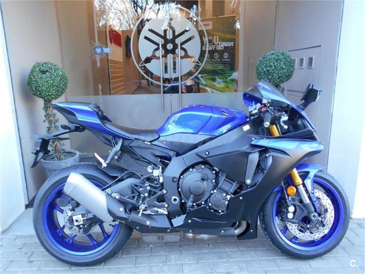 Yamaha Yzf R1 998 De Color Del Ano 2019 Con 1km Madrid 6854565
