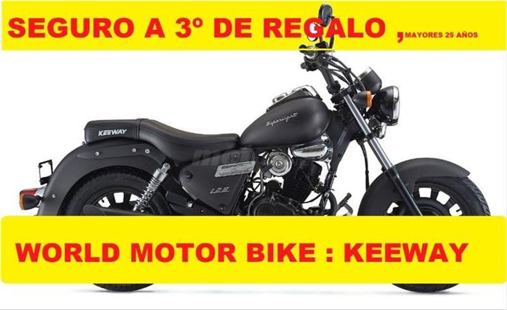KEEWAY Superlight 125 LE