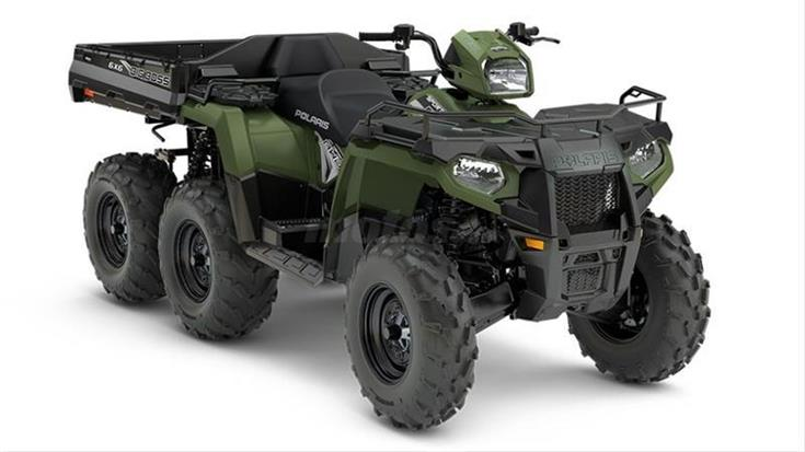 POLARIS Sportsman 6x6 570 EPS - Sage Green