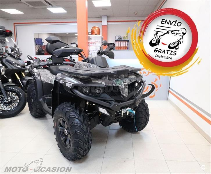 CFMOTO C FORCE 600 4X4 EPS MATRICULADO AGRICOLA