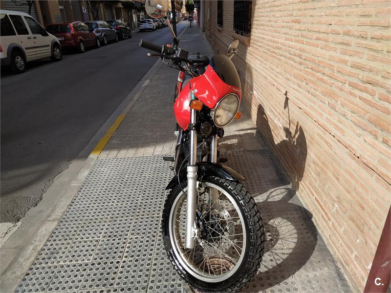 HONDA Vigor FX 650