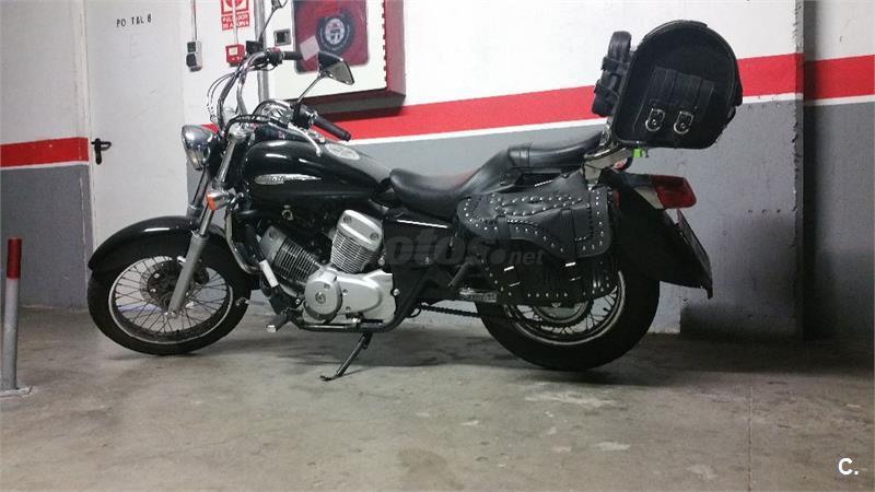 HONDA Shadow VT 125 C